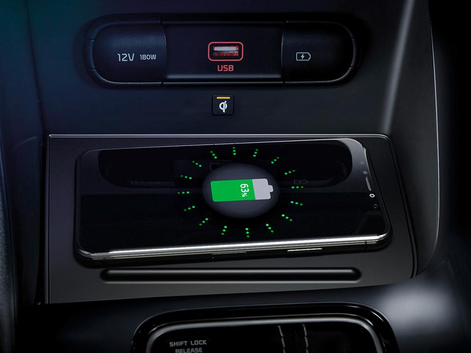 Современные решения внутри автомобиля