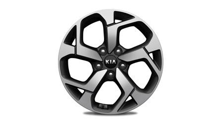 17-дюймовые алюминиевые диски