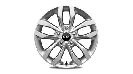 16-дюймовые алюминиевые диски
