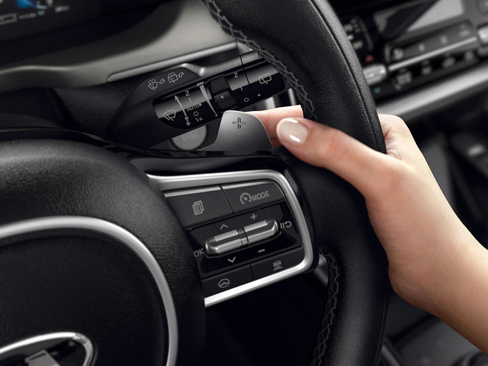 Подрулевые переключатели передач