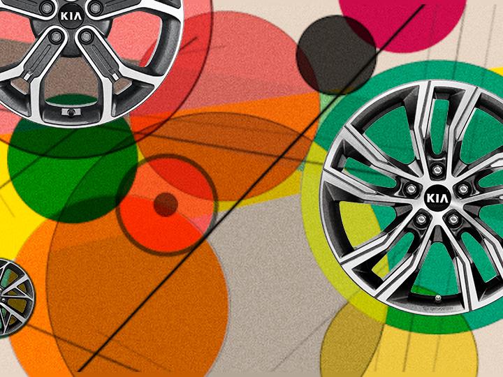 Оригинальные диски, шины и запчасти