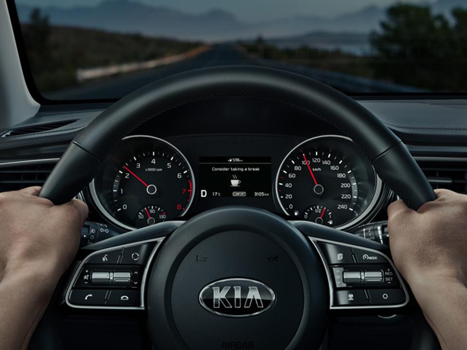 Система уведомления об усталости водителя (DAW)